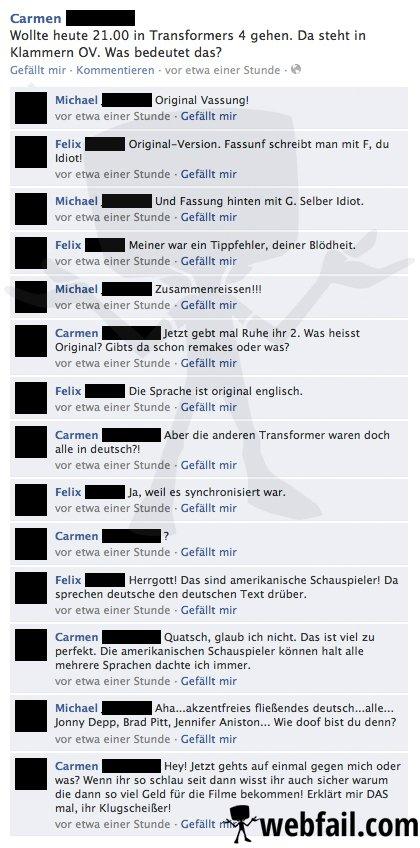 gegen deutsche schauspieler