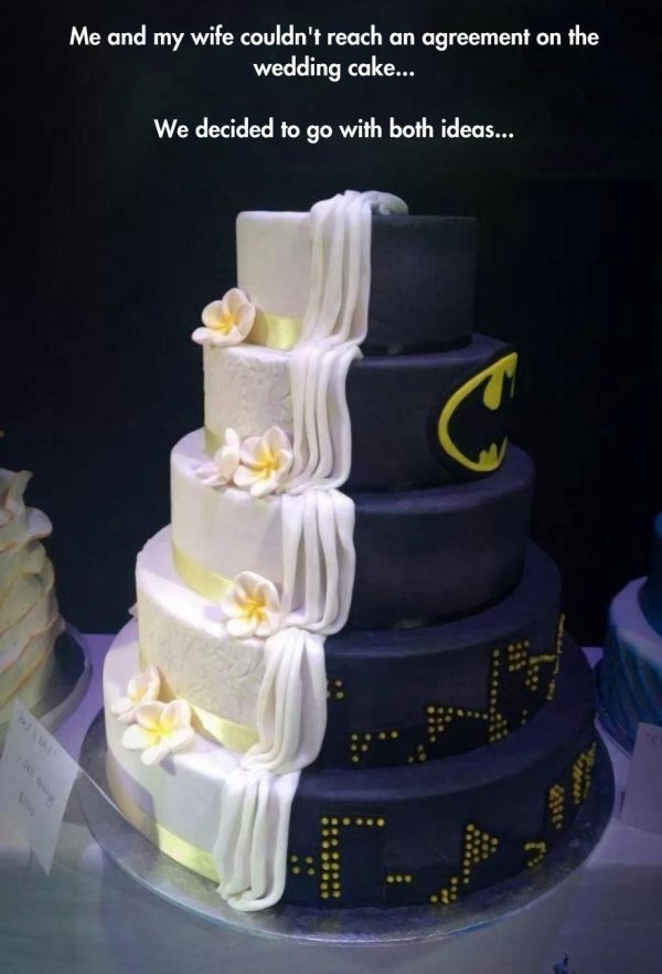 Coole Hochzeitstorte  Webfail - Fail Bilder und Fail Videos