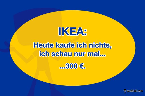 einkaufen bei ikea fun bild webfail fail bilder und fail videos. Black Bedroom Furniture Sets. Home Design Ideas