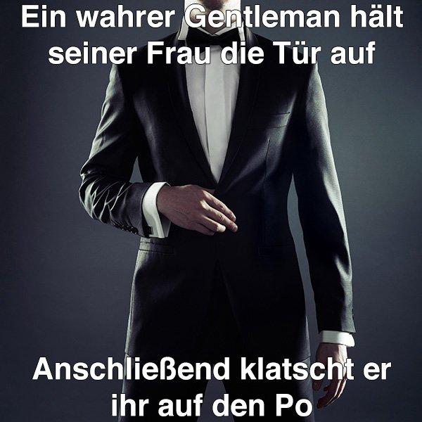 Sei Ein Gentleman