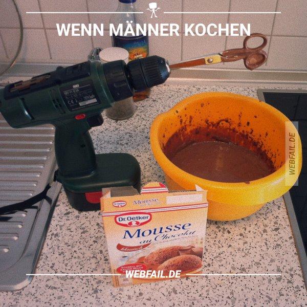 Wenn Männer kochen | Webfail - Fail Bilder und Fail Videos