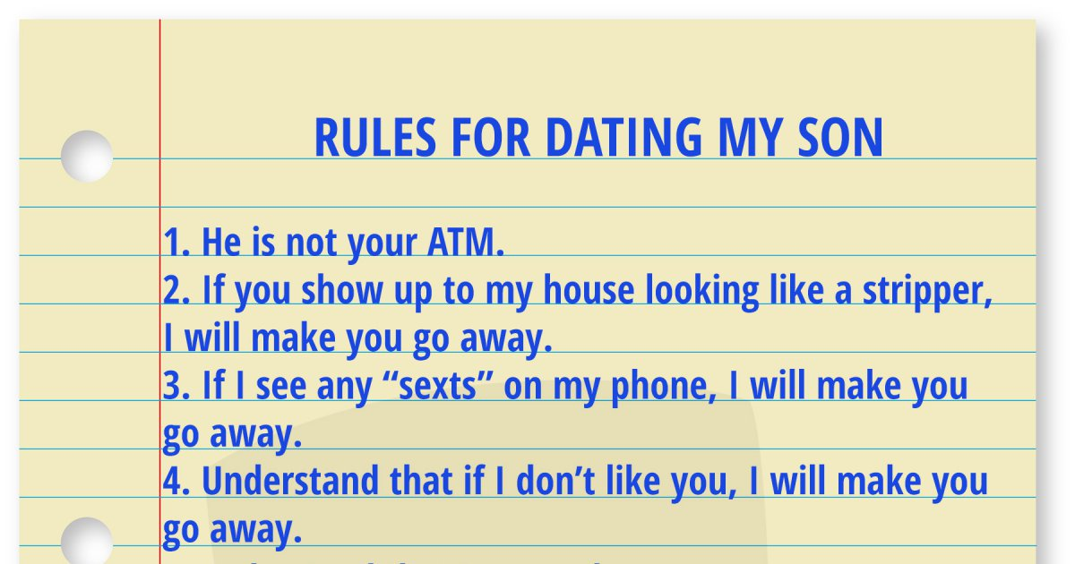 Rules for dating my bff