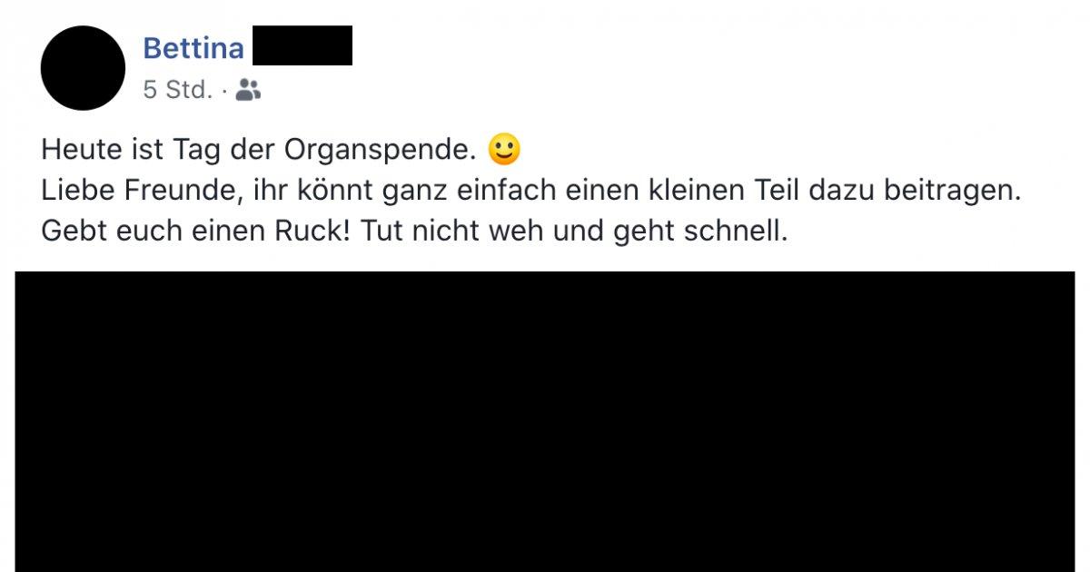Facebook Ausweis