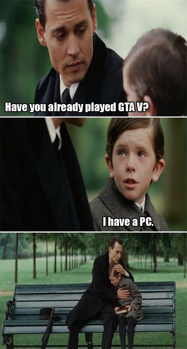 Have you already played GTA V? - Fun Picture | Webfail ...