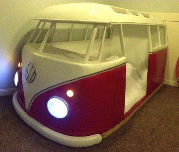 Kinderbett auto selber bauen  Bett In Auto Bauen ~ Beste Bildideen zu Hause Design