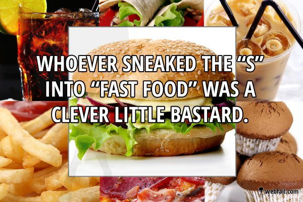 Fast Food Meme Picture Webfail Fail Pictures And Fail Videos