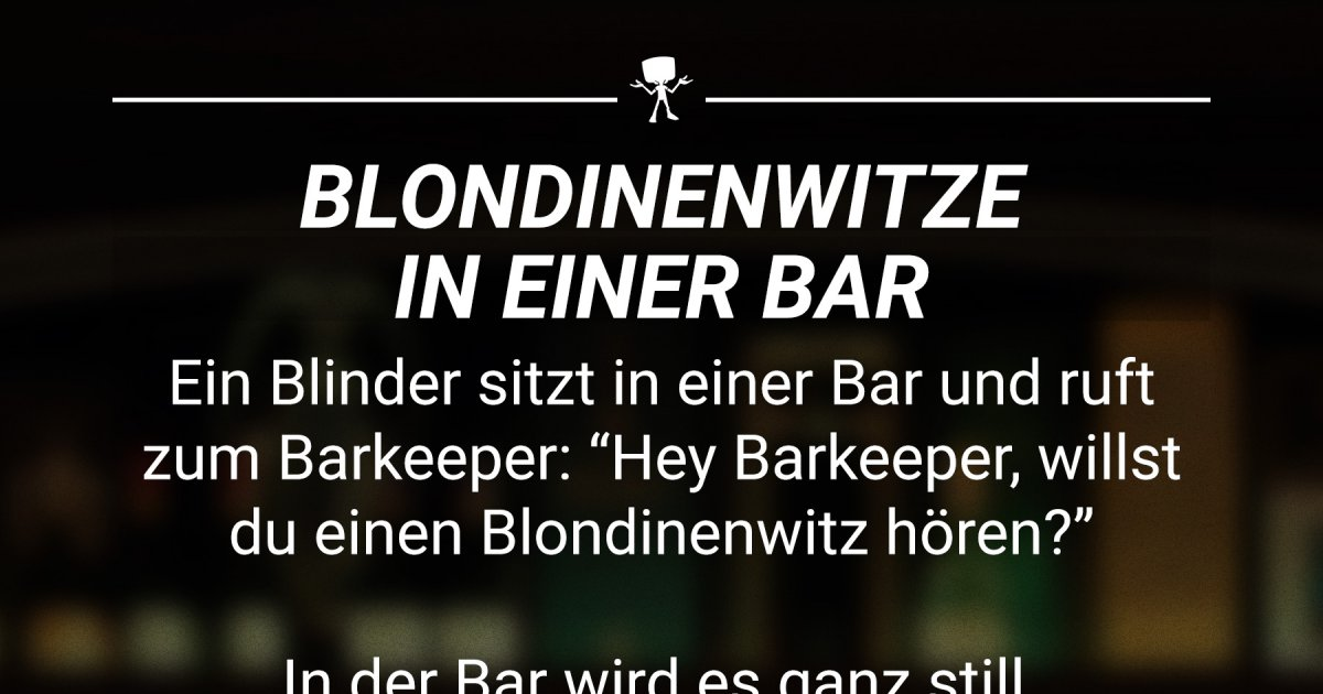 blondinenwitze