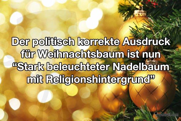 Weihnachtsbaum Fun.Politisch Korrekter Weihnachtsbaum Fun Bild Webfail Fail