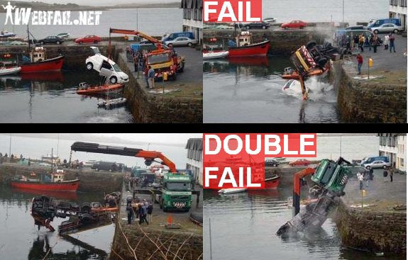 The Last Jedi >> Crane Double Fail - Fail Picture | Webfail - Fail Pictures ...