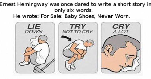 Hemingway Baby Shoes Short Story