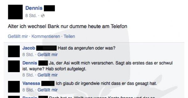 Missverständnis an der Hotline  Facebook Fail des Tages  -> Waschmaschine Duden