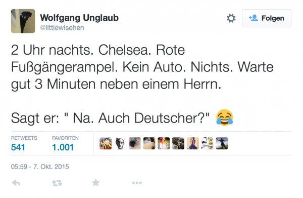 Wir Deutsche…