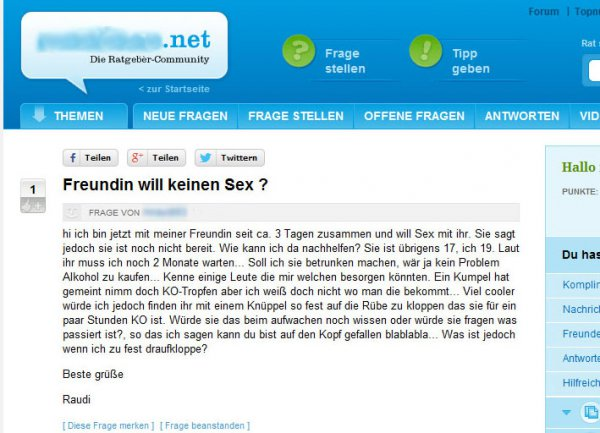 www.tinder.de gute frage .de