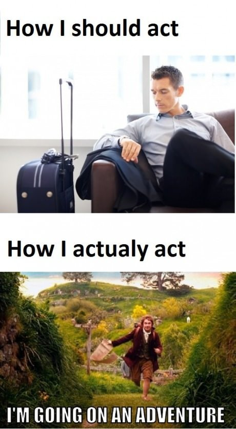 post2 when my company sends me on a business trip meme picture