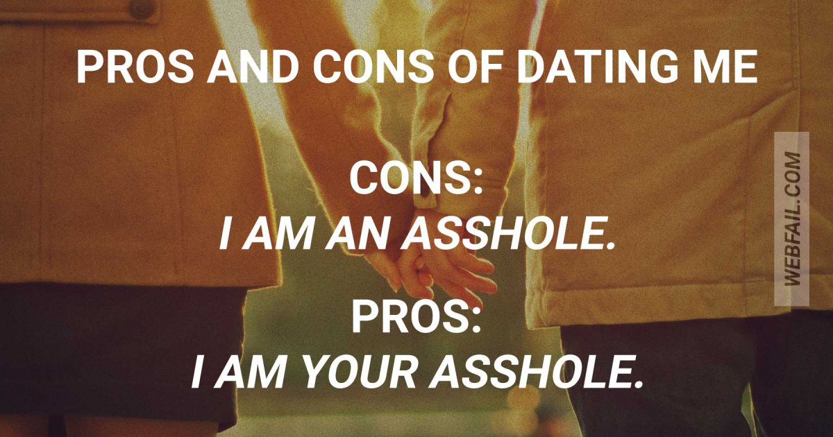 Pros and cons of dating your neighbor