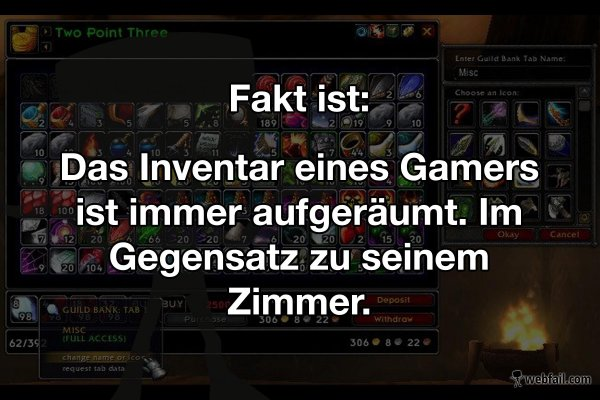 gamer fakten