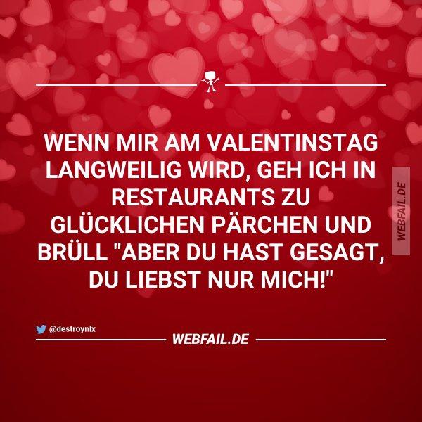 Valentinstag Wann