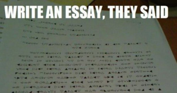 Describe the process of writing a research paper